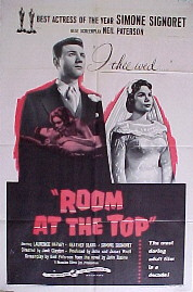 ROOM AT THE TOP @ FilmPosters.com
