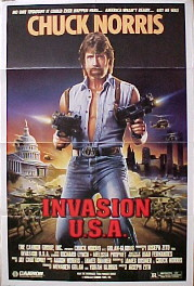 INVASION U.S.A. (Invasion USA) @ FilmPosters.com