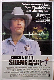SILENT RAGE @ FilmPosters.com