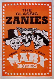MARX BROTHERS FILM FESTIVAL @ FilmPosters.com