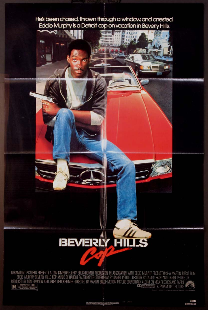 BEVERLY HILLS COP @ FilmPosters.com