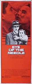 EYE OF THE NEEDLE @ FilmPosters.com