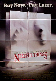 NEEDFUL THINGS @ FilmPosters.com