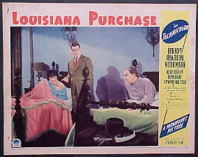LOUISIANA PURCHASE @ FilmPosters.com