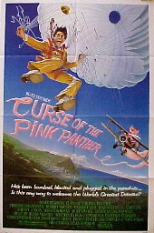 CURSE OF THE PINK PANTHER @ FilmPosters.com