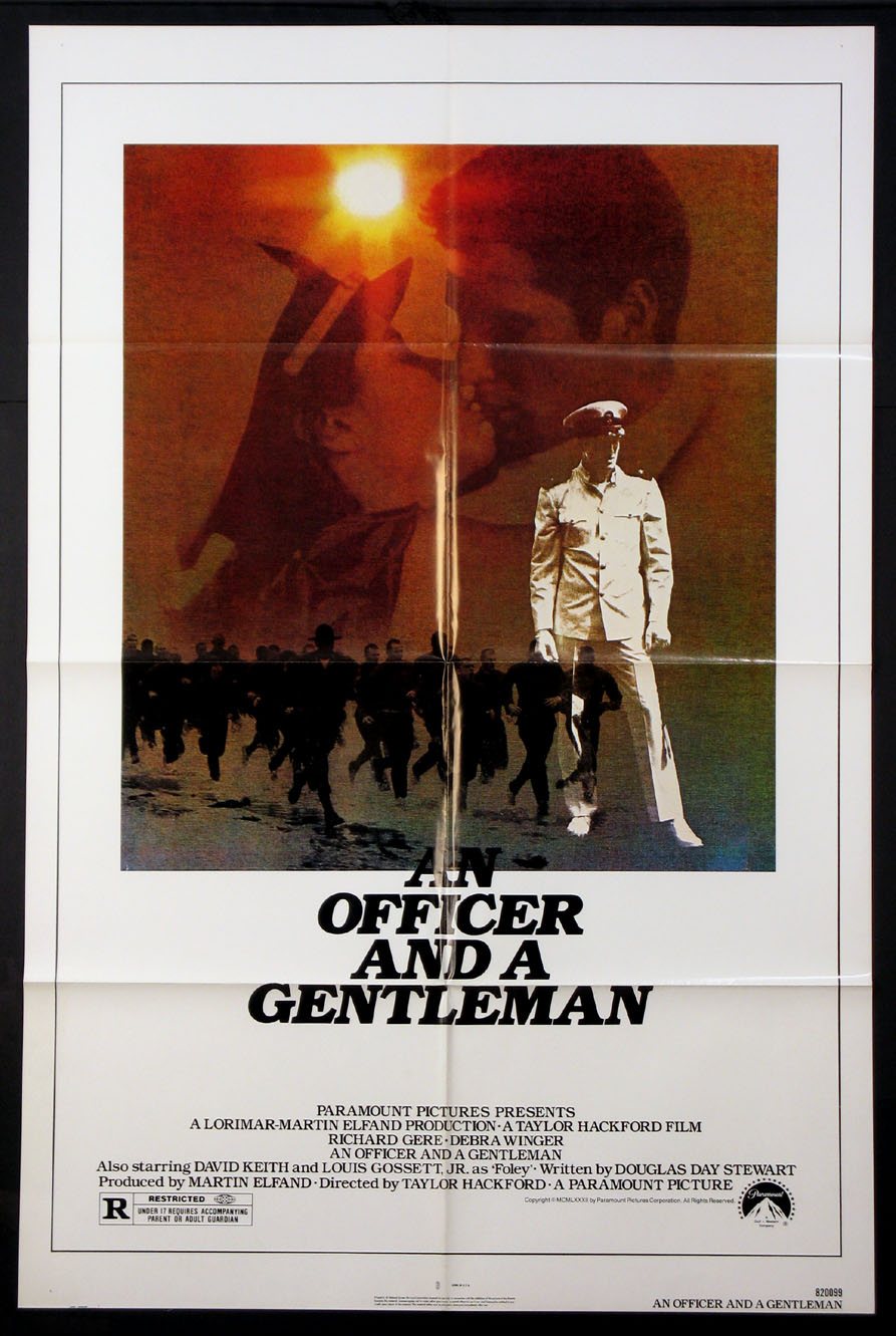 OFFICER AND A GENTLEMAN, AN @ FilmPosters.com
