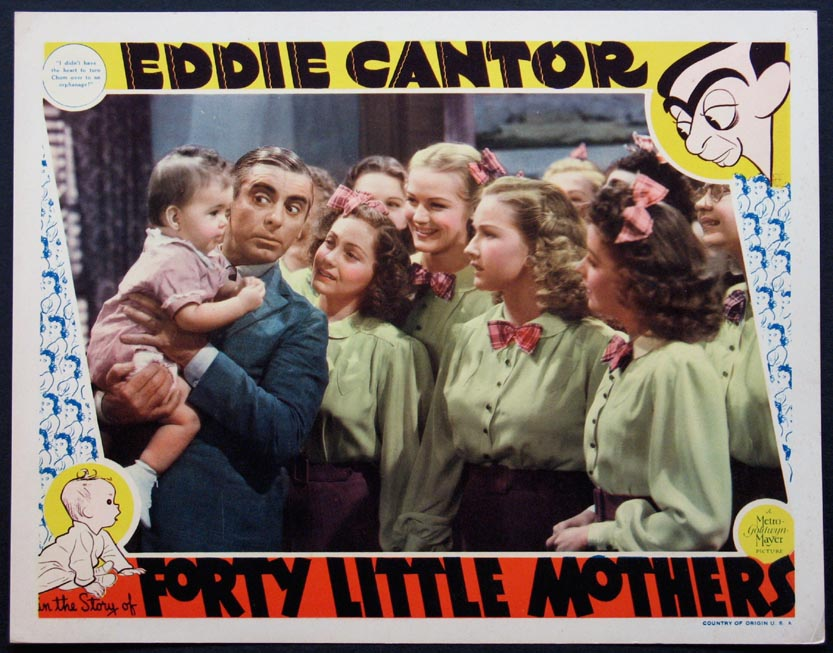 FORTY LITTLE MOTHERS @ FilmPosters.com