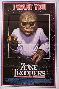 ZONE TROOPERS @ FilmPosters.com