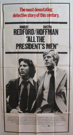 ALL THE PRESIDENT'S MEN @ FilmPosters.com