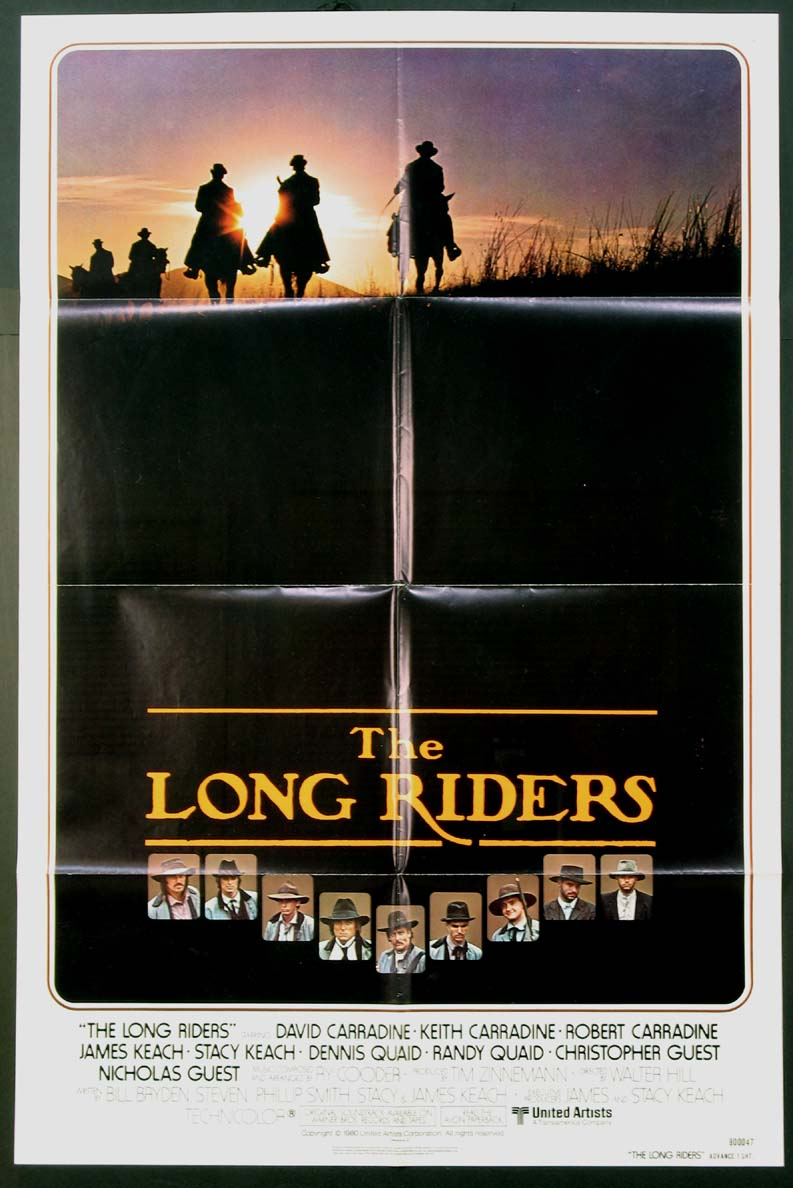 LONG RIDERS, THE (The Long Riders) @ FilmPosters.com