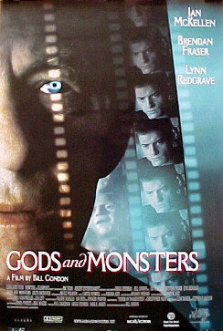 GODS AND MONSTERS @ FilmPosters.com