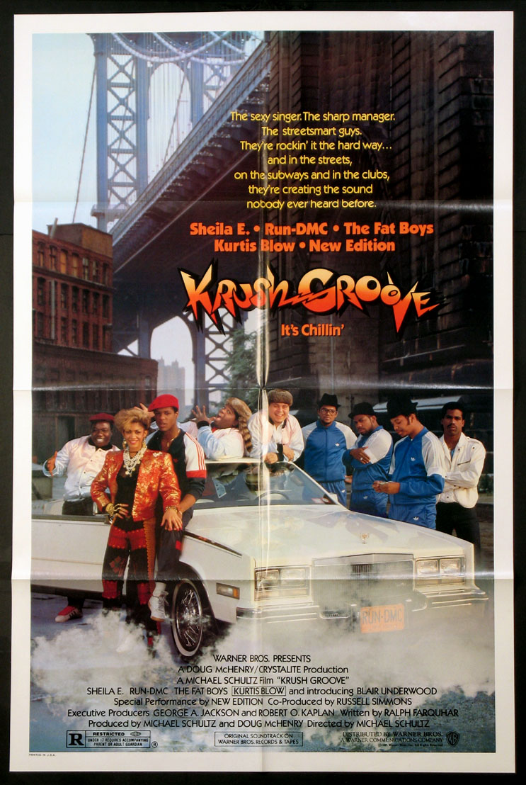 KRUSH GROOVE @ FilmPosters.com