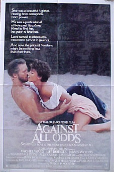 AGAINST ALL ODDS @ FilmPosters.com