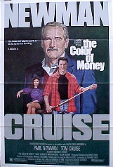 COLOR OF MONEY, THE @ FilmPosters.com