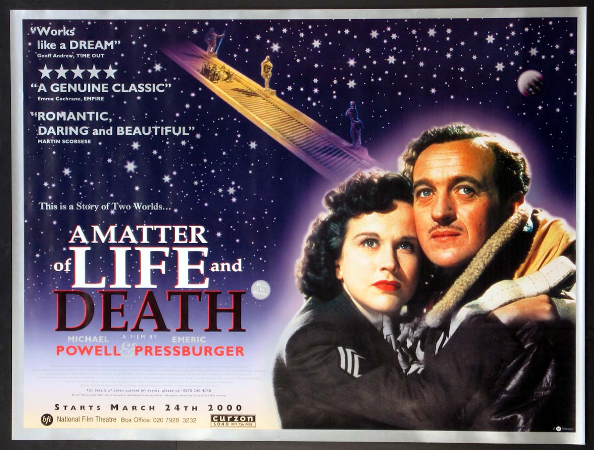 MATTER OF LIFE AND DEATH, A (Stairway to Heaven) @ FilmPosters.com