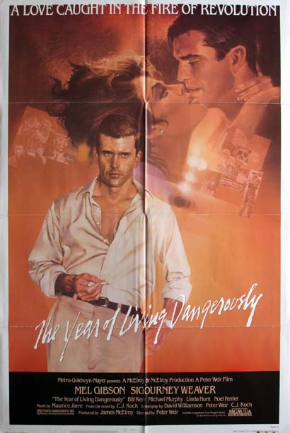 YEAR OF LIVING DANGEROUSLY, THE @ FilmPosters.com