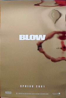 BLOW @ FilmPosters.com
