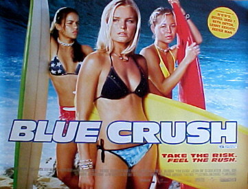 BLUE CRUSH @ FilmPosters.com