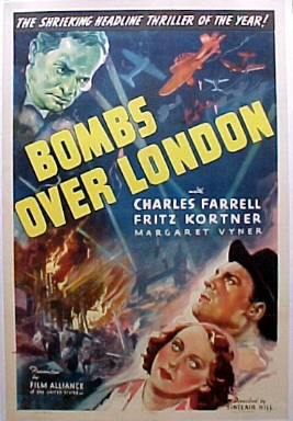 BOMBS OVER LONDON @ FilmPosters.com