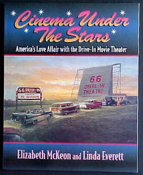 CINEMA UNDER THE STARS: America's Love Affair with the DRIVE-IN MOVIE THEATER @ FilmPosters.com