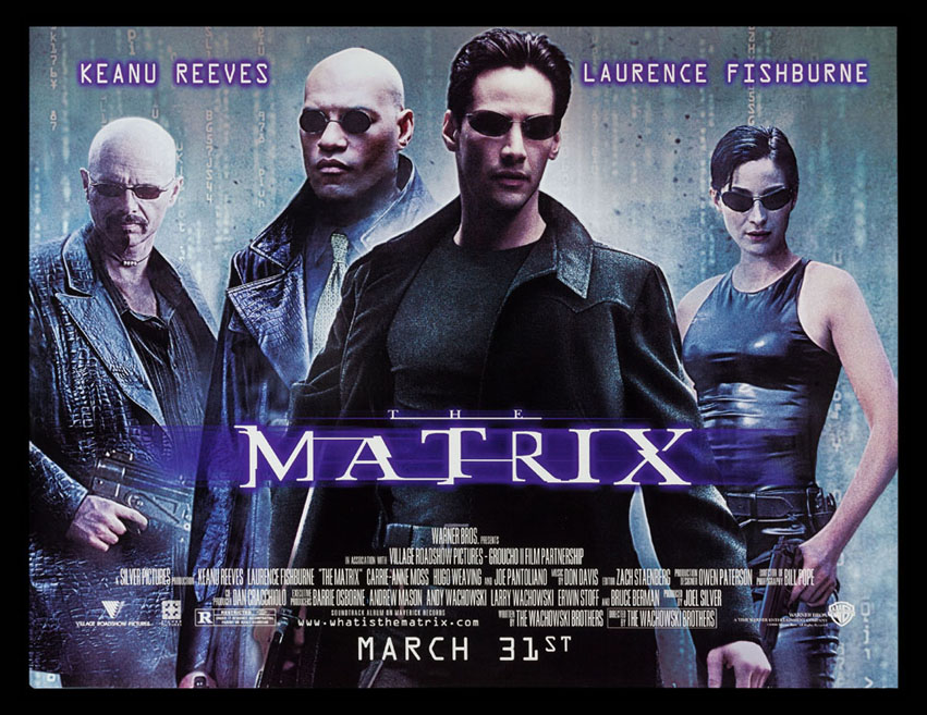 MATRIX, THE (The Matrix) @ FilmPosters.com