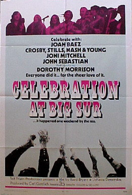 CELEBRATION AT BIG SUR @ FilmPosters.com