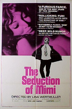 SEDUCTION OF MIMI @ FilmPosters.com