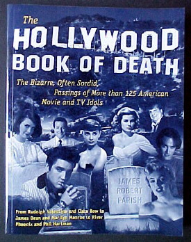 HOLLYWOOD BOOK OF DEATH @ FilmPosters.com