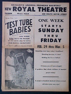 TEST TUBE BABIES @ FilmPosters.com