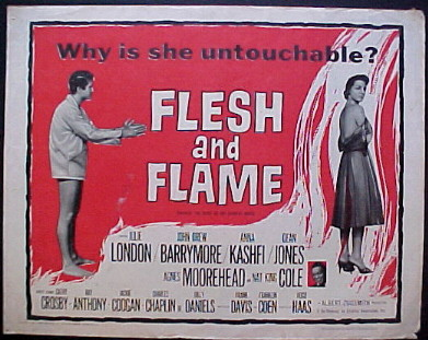 FLESH AND FLAME @ FilmPosters.com