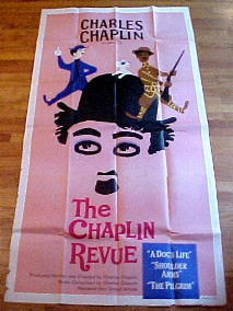 CHAPLIN REVUE, THE @ FilmPosters.com