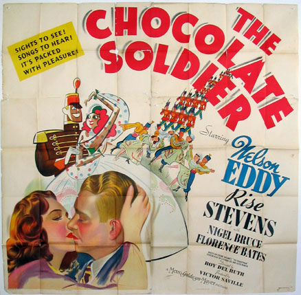 CHOCOLATE SOLDIER @ FilmPosters.com