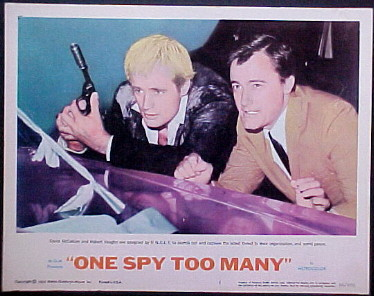 ONE SPY TOO MANY (Man From U.N.C.L.E.) @ FilmPosters.com