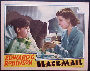 BLACKMAIL @ FilmPosters.com