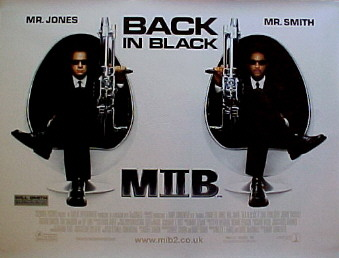 MEN IN BLACK 2 (Men In Black II) @ FilmPosters.com