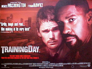 TRAINING DAY @ FilmPosters.com
