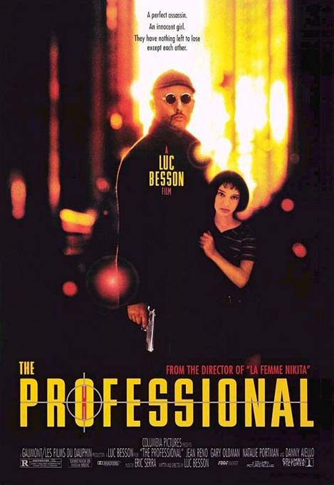 PROFESSIONAL (The Professional, Leon) @ FilmPosters.com