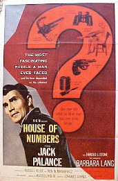 HOUSE OF NUMBERS @ FilmPosters.com