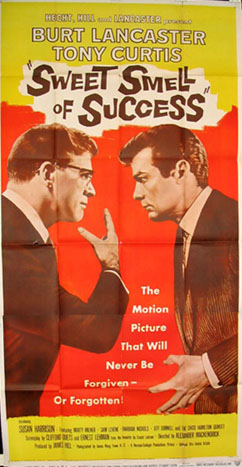 SWEET SMELL OF SUCCESS @ FilmPosters.com