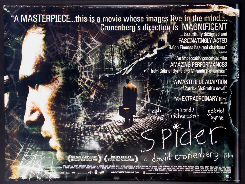 SPIDER @ FilmPosters.com