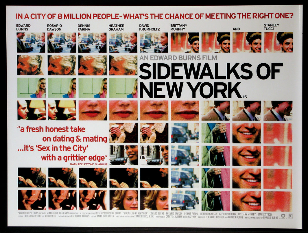 SIDEWALKS OF NEW YORK @ FilmPosters.com