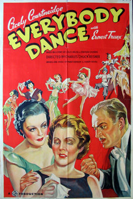 EVERYBODY DANCE @ FilmPosters.com