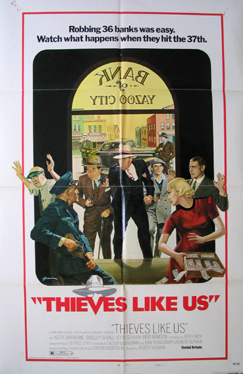 THIEVES LIKE US @ FilmPosters.com