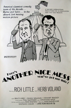 ANOTHER NICE MESS @ FilmPosters.com