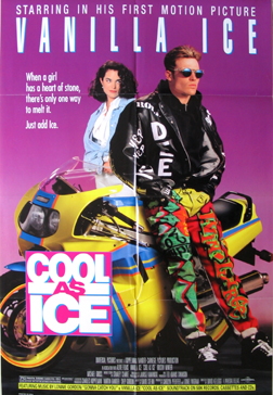 COOL AS ICE @ FilmPosters.com