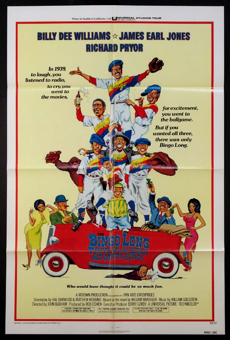 BINGO LONG TRAVELING ALL-STARS AND MOTOR KINGS @ FilmPosters.com