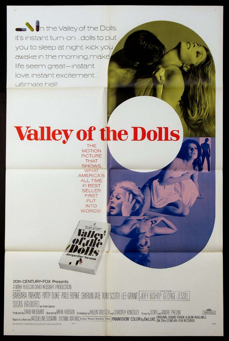 VALLEY OF THE DOLLS @ FilmPosters.com