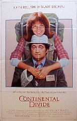 CONTINENTAL DIVIDE @ FilmPosters.com