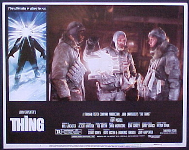 THING, THE (John Carpenter's The Thing) @ FilmPosters.com