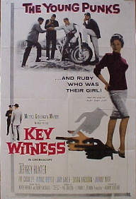 KEY WITNESS @ FilmPosters.com